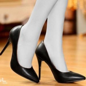 کفش زنانه مجلسی پاشنه بلند مدل لودشگا-تصویر 3