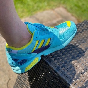 کفش راحتی مردانه آدیداس مدل zx8000 -خارجی-تصویر 5