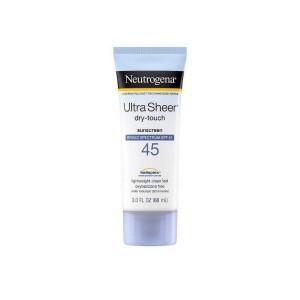 ضد آفتاب نوتروژینا ULTRA-SHEER SPF 45 حجم 88 میلی لیتر