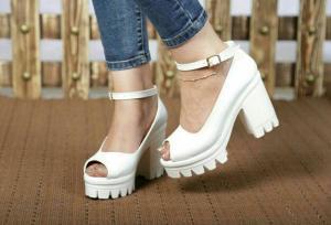 کفش لژدار رکابی