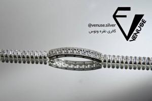 دستبند نقره زنانه کد : ۳۱۶-تصویر 2