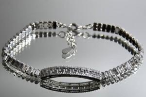 دستبند نقره زنانه کد : ۳۱۶