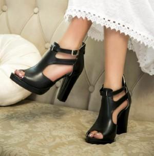 کفش شیک کد ۴۰۹-تصویر 2