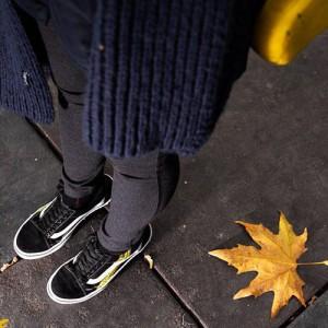 کفش ونس اولد اسکول آف وایت-تصویر 2