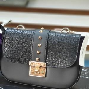 کیف دستی و دوشی چرم صنعتیZi-تصویر 2