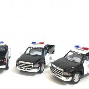ماشین اسباب بازیدوج (DODGE RAM BY KINSMART) پلیس