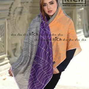 روسری نخی پائیزه-تصویر 3