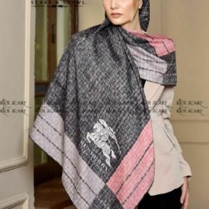 روسری نخی پائیزه-تصویر 2