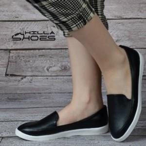 کفش کالج زیره پیو سبک مشکی
