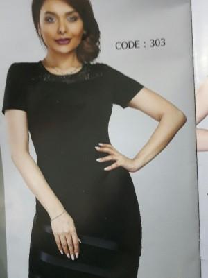 پیراهن کوتاه ۳ خط-تصویر 2