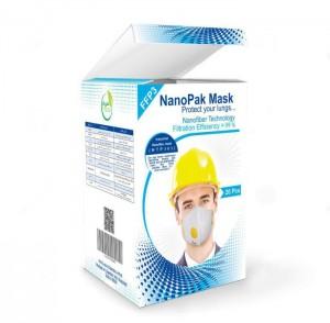 نانو ماسک صنعتی 6لایه FFp3