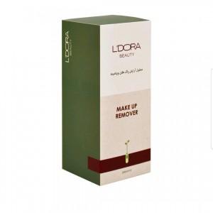 محلول آرایش پاک کن دوفاز ویتامینه لدورا-تصویر 2