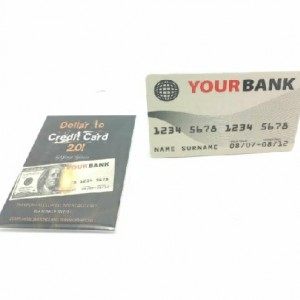کارت دلار شو شعبده بازی با سی دی آموزشی