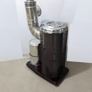 بخاری نفتی-گازوئیلی عایق دار(سایز ۸۰ سانتی)-تصویر 4