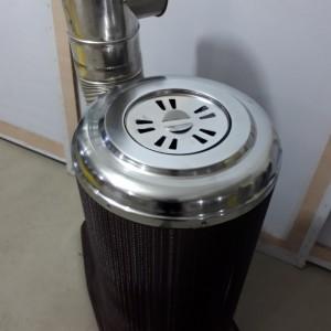 بخاری نفتی-گازوئیلی عایق دار(سایز ۸۰ سانتی)-تصویر 3