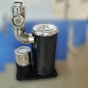 بخاری نفتی-گازوئیلی عایق دار(سایز ۸۰ سانتی)