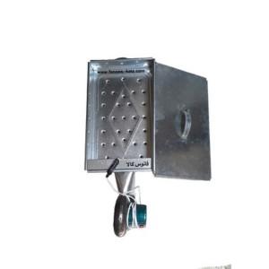 کباب پز درب دار با فن برقی-تصویر 3