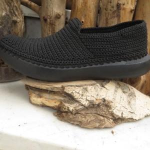 کفش دستبافت مردانه-تصویر 4