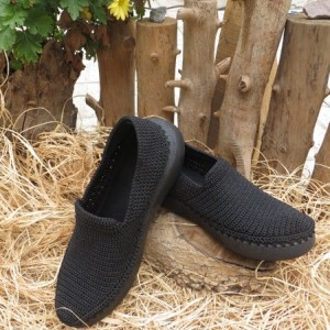 کفش دستبافت مردانه-تصویر 3