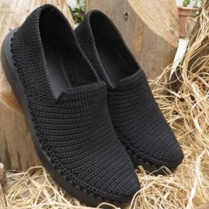 کفش دستبافت مردانه