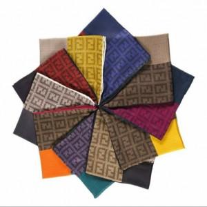 روسری پاییزه (fendi) s106-تصویر 3