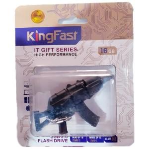 فلش مموری طرح کلاش 16 گیگ مارک کینگ فست (king fast )-تصویر 3