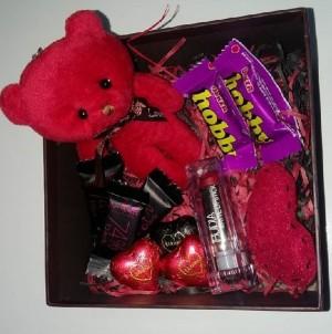 باکس هدیه ولنتاین