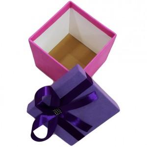 باکس هدیه سایز بزرگ مدل پاپیون + هدیه-تصویر 2
