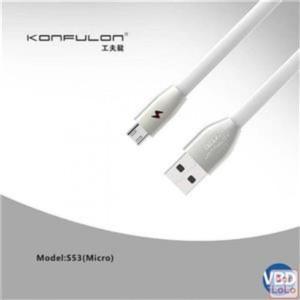کابل اندروید Konfulon S53 Andriod Cable-تصویر 4