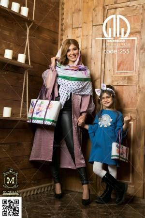 ست کیف و روسری ( مادر و دختر )