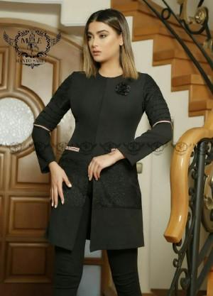 مانتو عیدانه مدل نارگل-تصویر 2