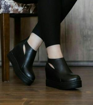کفش لژدار مخفی