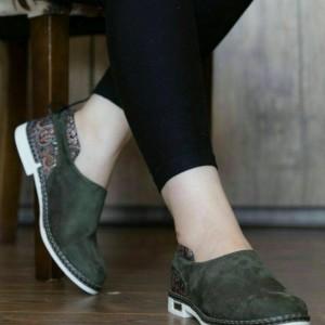 کفش مدل سنتی