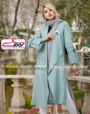 مانتو مدل رومیسا-تصویر 5