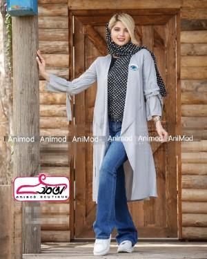 مانتو مدل رومیسا-تصویر 4
