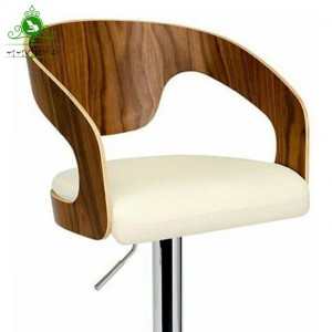صندلی اپن مدل چوبی ساده-تصویر 2