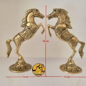 اسب برنز
