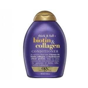 شامپو مو او جی ایکس مدل Biotin & Collagen