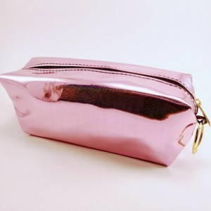 کیف لوازم آرایشی هلوگرامی( سایز بزرگ)