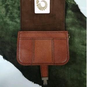 کیف پول چرم طبیعی مردانه-تصویر 3