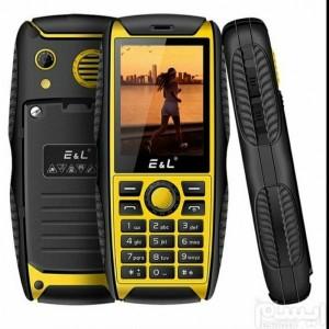 گوشی 100% ضد آب و ضد ضربه e&l مدل S200