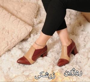 کفش پاشنه دار روژین-تصویر 3