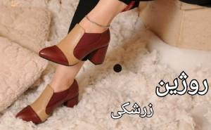 کفش پاشنه دار روژین-تصویر 2