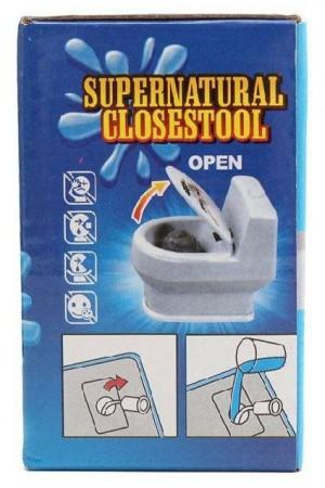 ابزار شوخی مدل توالت فرنگی آبپاش-تصویر 2