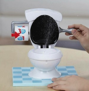 ابزار شوخی هاسبرو مدل Toilet Trouble-تصویر 3