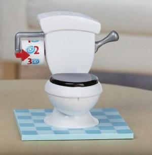 ابزار شوخی هاسبرو مدل Toilet Trouble-تصویر 2