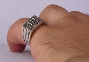 انگشتر مردانه اسپرت-تصویر 2