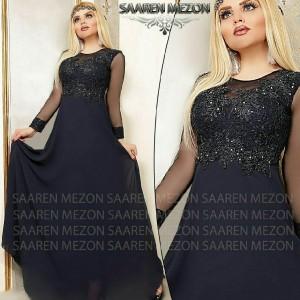 لباس مجلسی مدل شبنم-تصویر 4