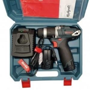 دریل پیچ گوشتی شارژی 12 ولت - LIION - با کیف BMC-تصویر 2