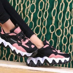 کفش کتانی اسپرت دخترانه